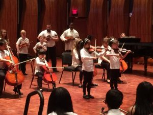 Summer Strings in Concert July 27 @ 7:30 pm - 9:30 pm