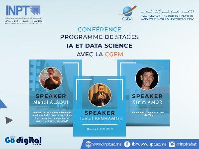 Conférence Intelligence Artificielle et Data Science