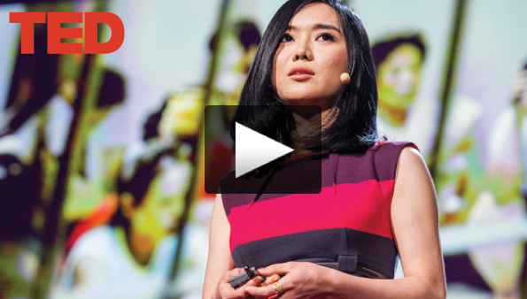 Hyeonseo Speaking at TED