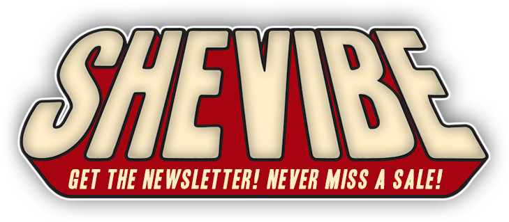 Get the SheVibe Newsletter!
