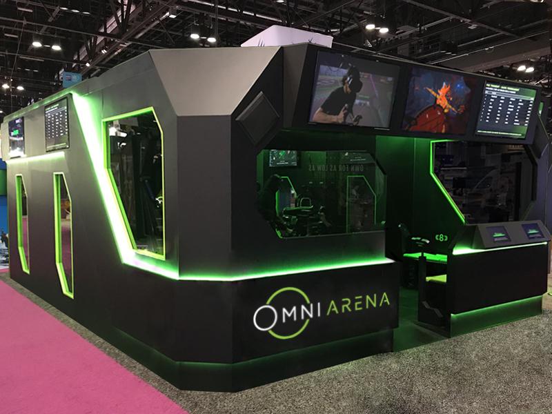 Omni Arena at IAAPA