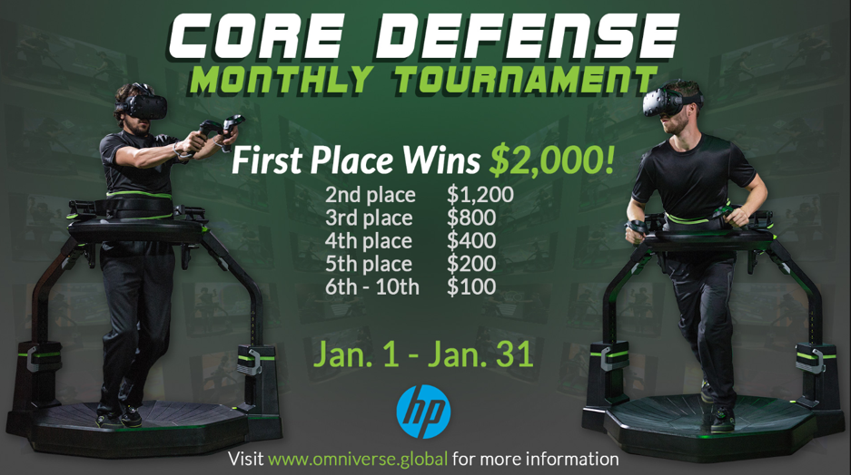 Core Defense Tournament