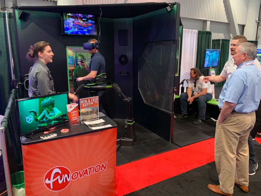 Omniverse at Amusement Expo 2019