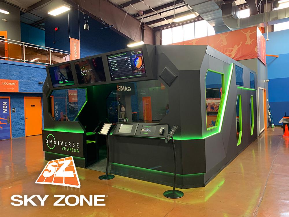 Sky Zone Omni Arena