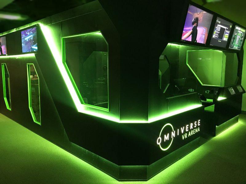 Omniverse Omni Arena