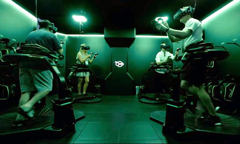 Omni Arena - VR Players