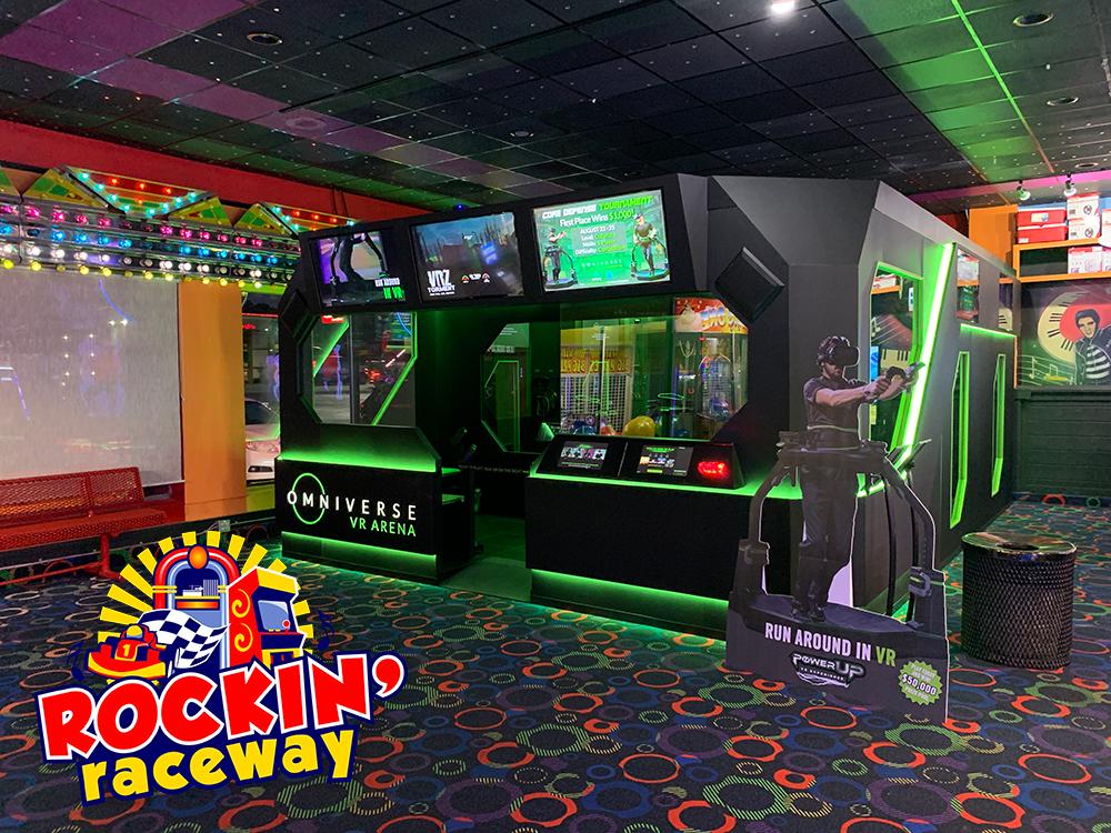 Rockin' Raceway Omni Arena
