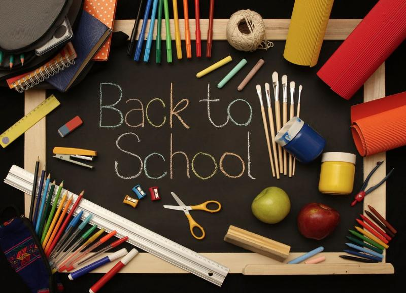 Back to school. Please be vigilant on the roads - especially between drop-off and pick-up times!