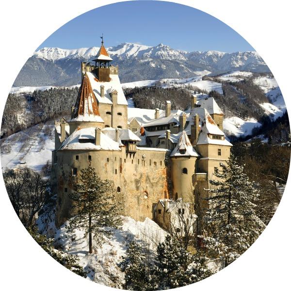Winter Castles
