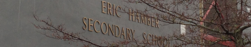 Eric Hamber Secondary