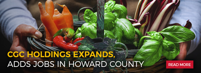 CGC Holdings expands, adds jobs in Howard County