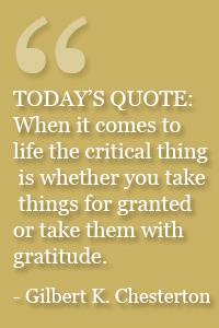 October Quote Einstein