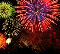 July Fireworks photo