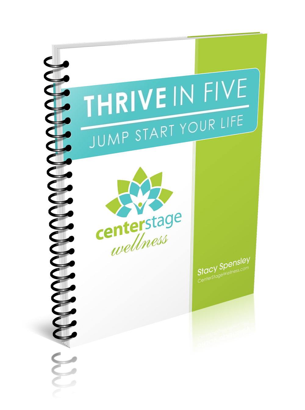 Thrive in Five: Jumpstart Your Life