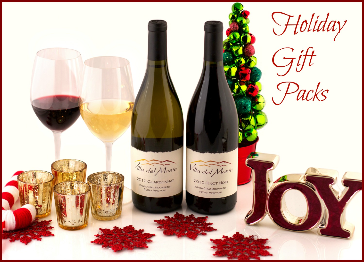 Holiday Wine Gift Packs