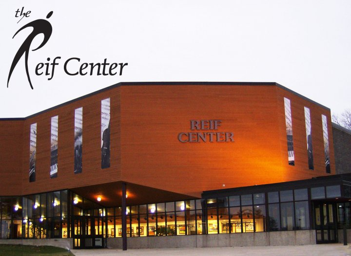 The Reif Center in Grand Rapids