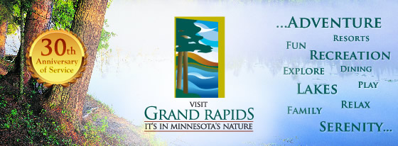 Visit Grand Rapids - It's in Minnesota's Nature