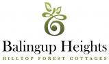 Balingup Heights Hilltop Forest Cottages