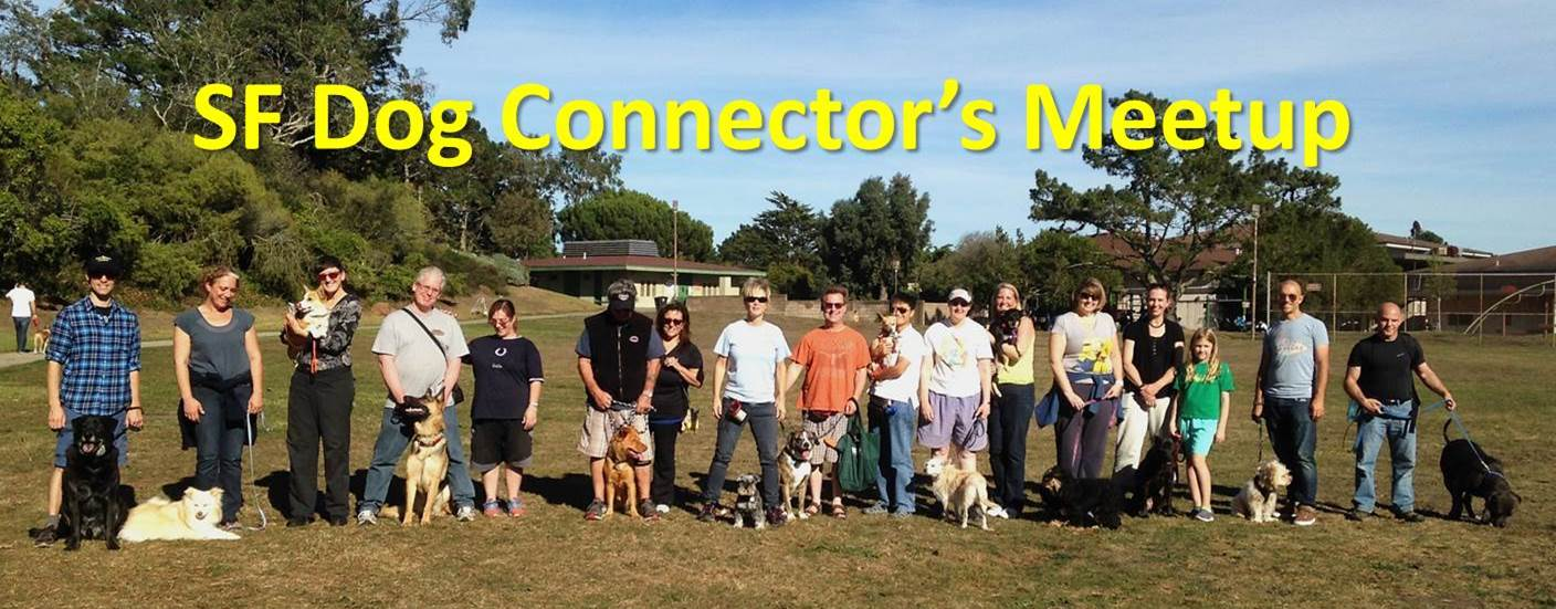 SF Dog Connectors Meetup Feb 2016