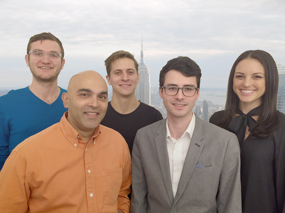 Featured Ecorithm Team: New York City
