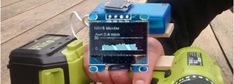Build a Wearable Vibration Monitor