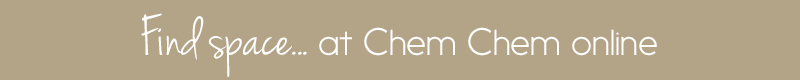 Find space at Chem Chem online...