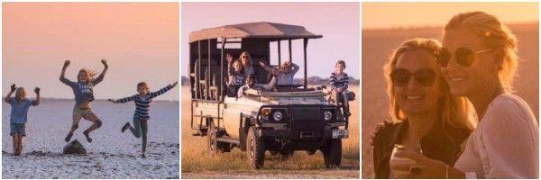 It's more than safari, it's a lifestyle...