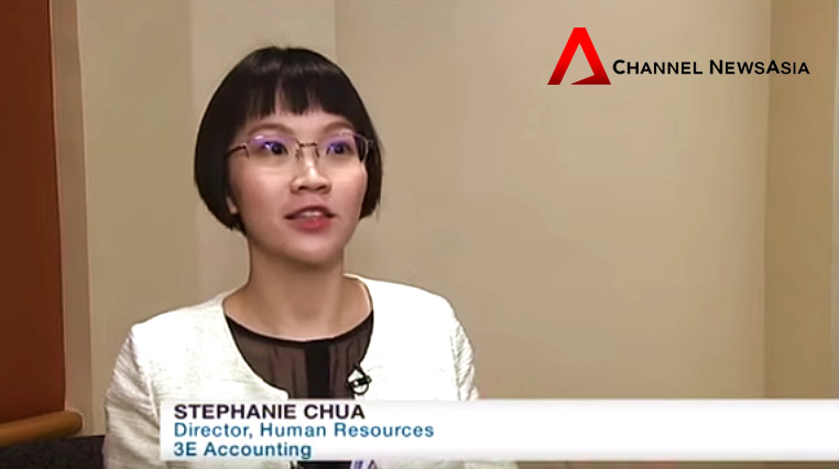Interview with Channel NewsAsia