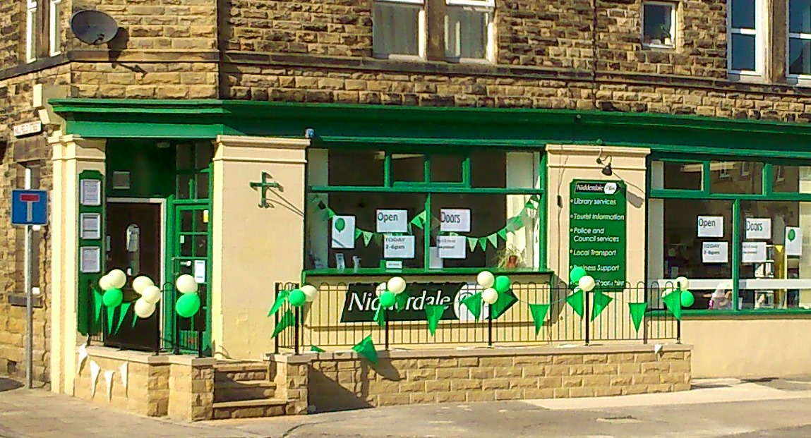 Nidderdale Plus Office