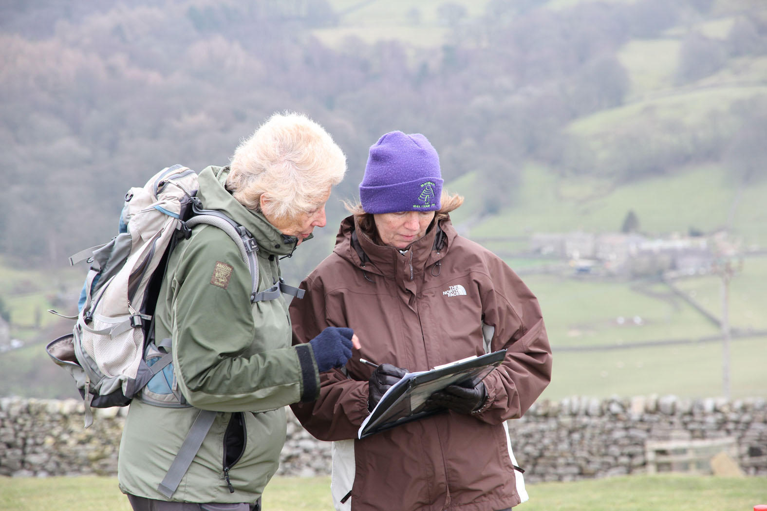 Recording archaeological features