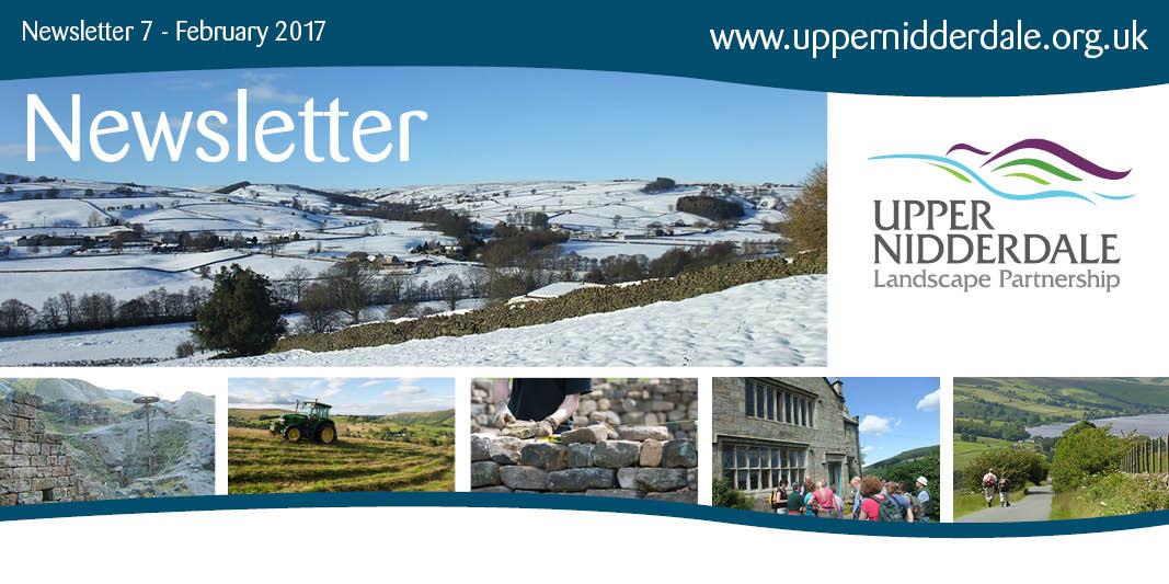 Upper Nidderdale Landscape Partnership newsletter