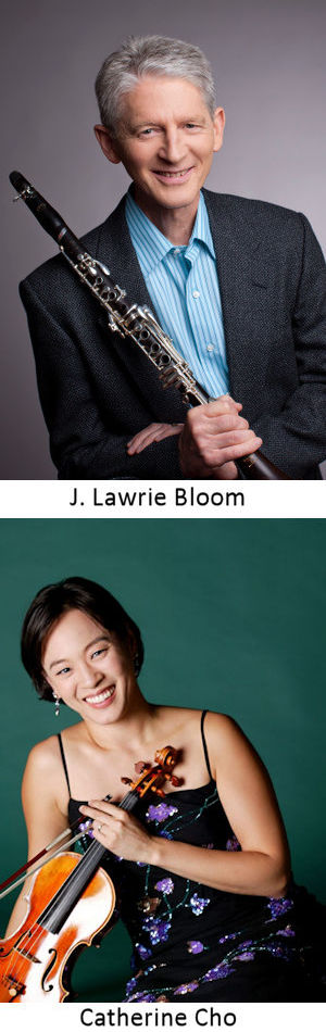 J. Lawrie Bloom and Catherine Cho