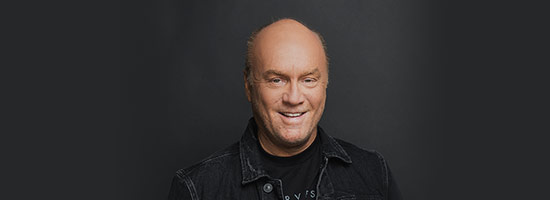 Greg Laurie and Katinas