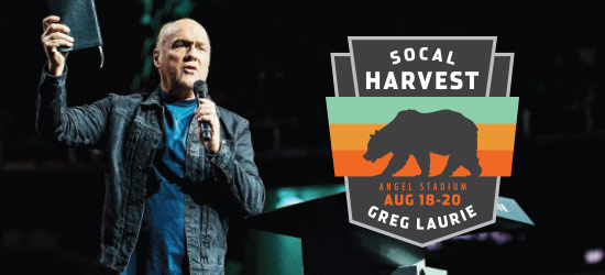 Greg Laurie and SoCal Harvest