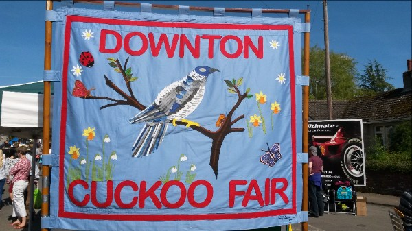 Downton Cuckoo Fair, Wiltshire