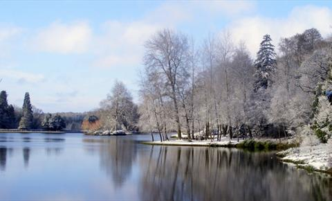 Winter Warmers at Stourhead