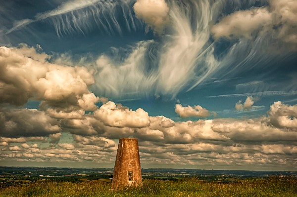 Cley Hill by Krzysztof Dac