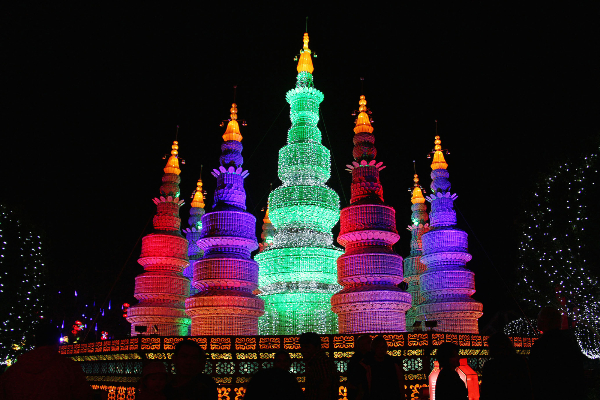 Christmas Festival of Light