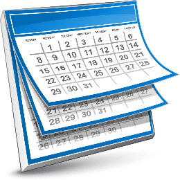 Dates for your Diary 2015