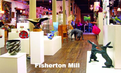 Fisherton Mill - Gallery, Cafe, Studios