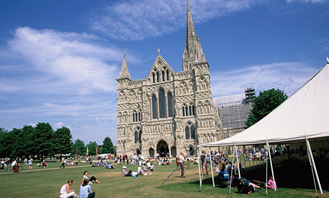 Salisbury Contemporary Craft & Heritage Festival