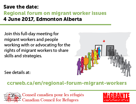 Regional forum on migrant worker issues