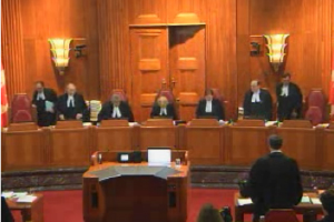 la Cour suprême du Canada