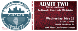 Pizza Benefit Luncheon