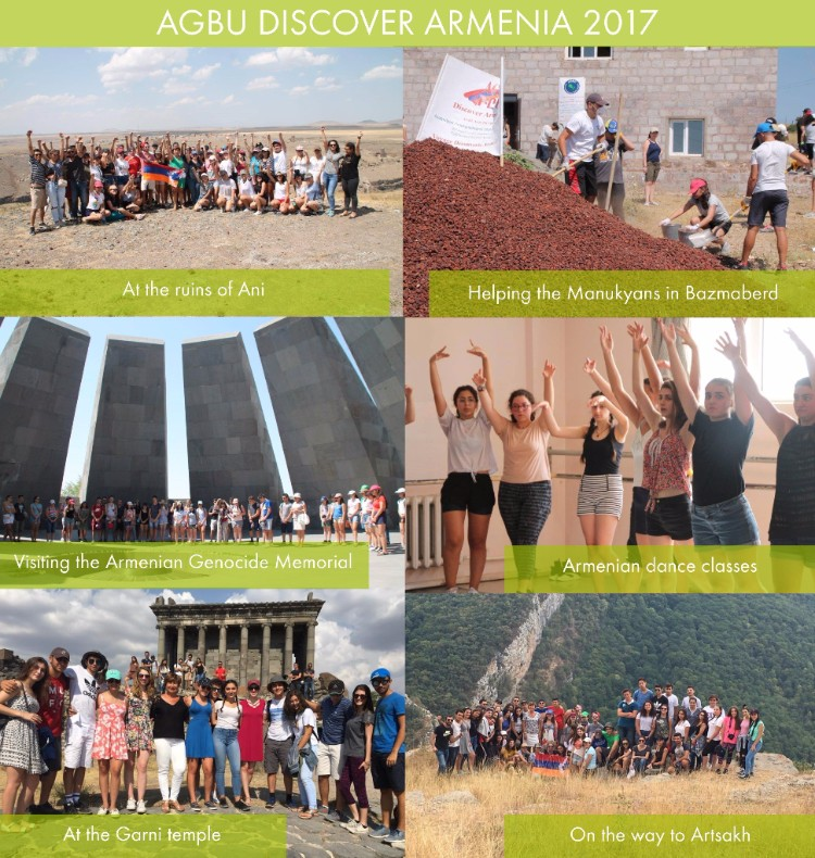 """""""DISCOVER ARMENIA"""": THE SECRET OF BEING ARMENIAN AND A HUMAN"""