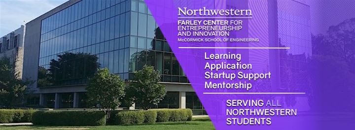 Northwestern's Farley Center for Entrepreneurship and Innovation image