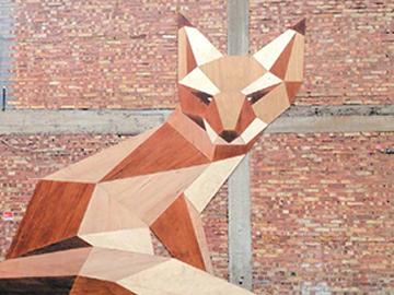 Fox marks the spot