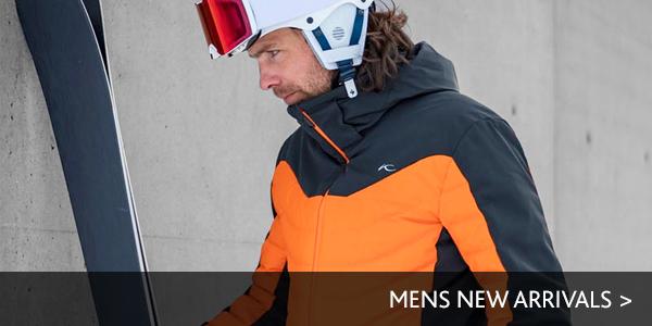 Mens New Arrivals - Ski Wear