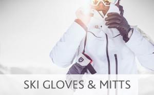 Ski Gloves & Mitts