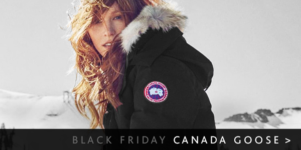 Black Friday Canada Goose
